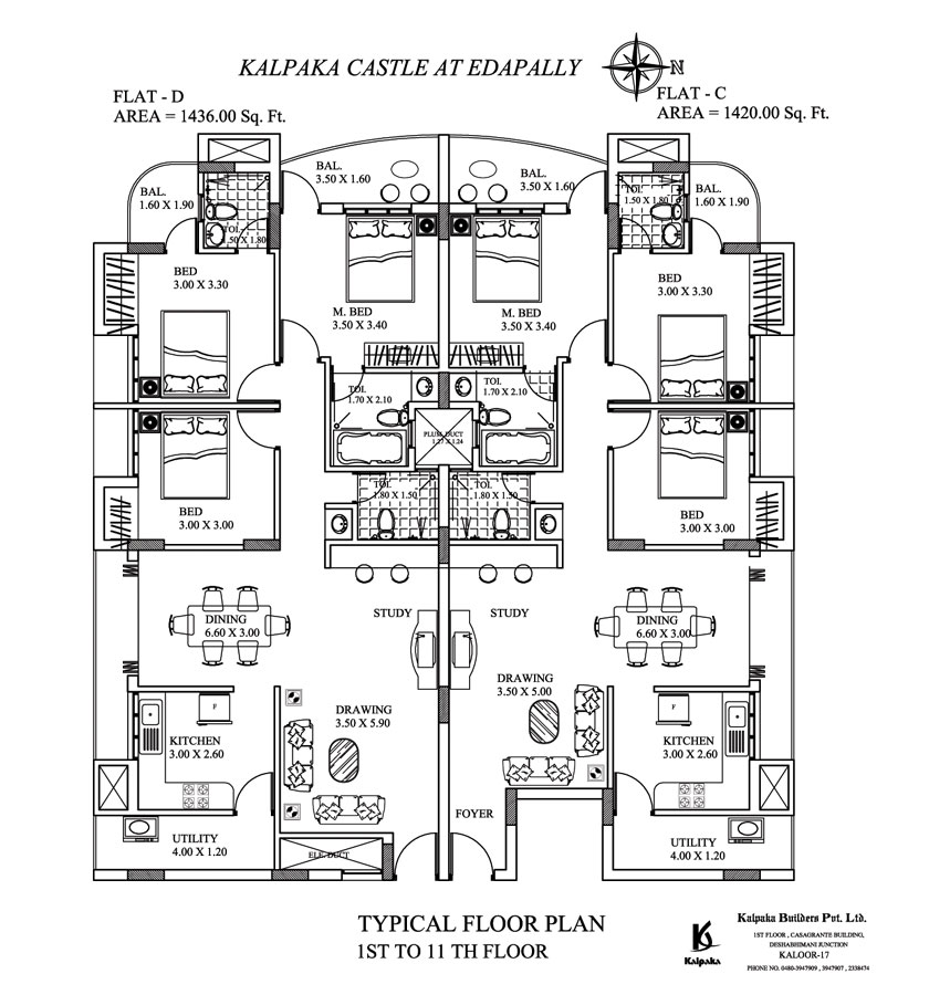 Image for Castle floor plan generator